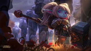 Poppy, a Guardiã do Martelo - Remake