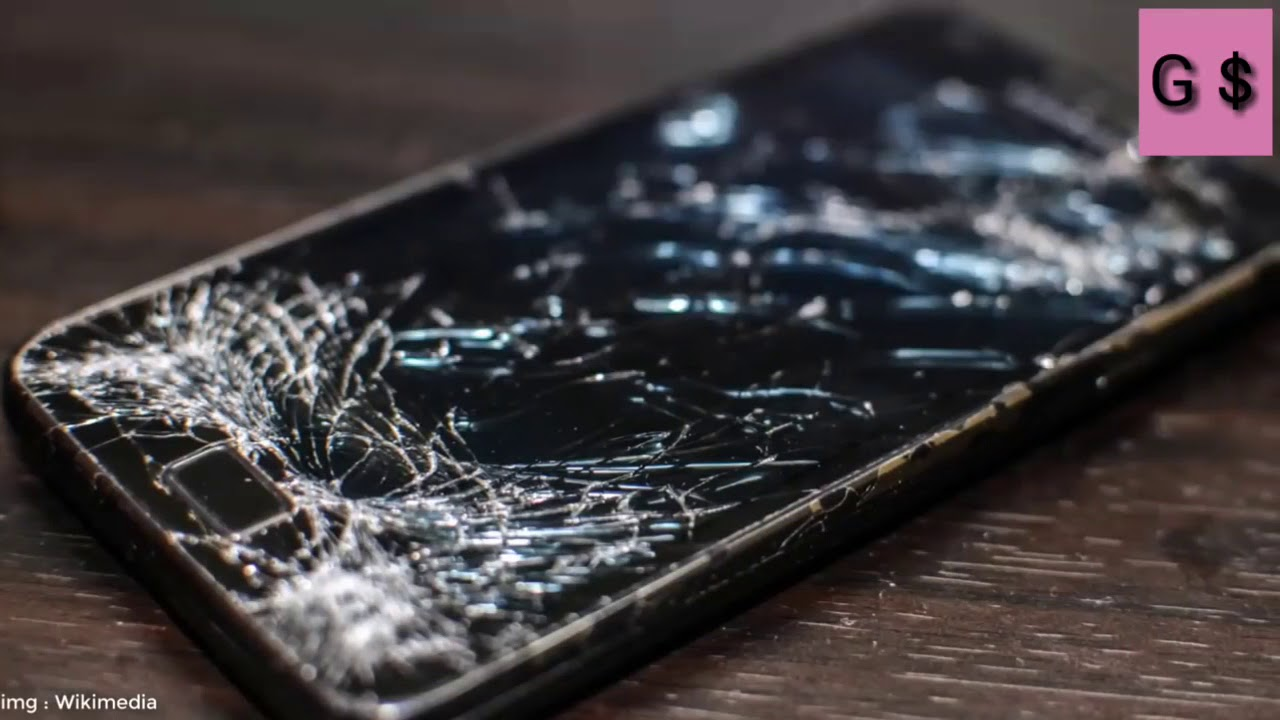 how to repair cracked phone screen at home || how to fix cracked smartphone  screen||simple life hack