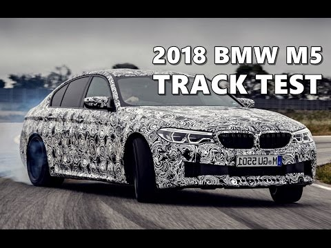 2018 Bmw M5 Track Test Drive With Timo Glock