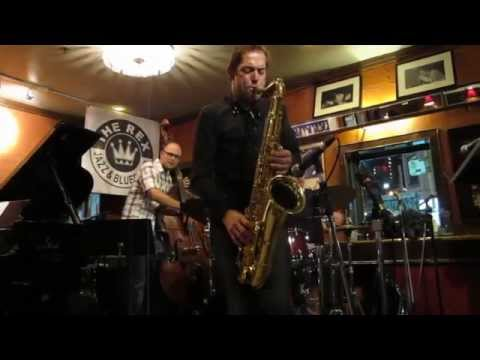"Nick Morgan Quartet + Perry White ""Tadd"
