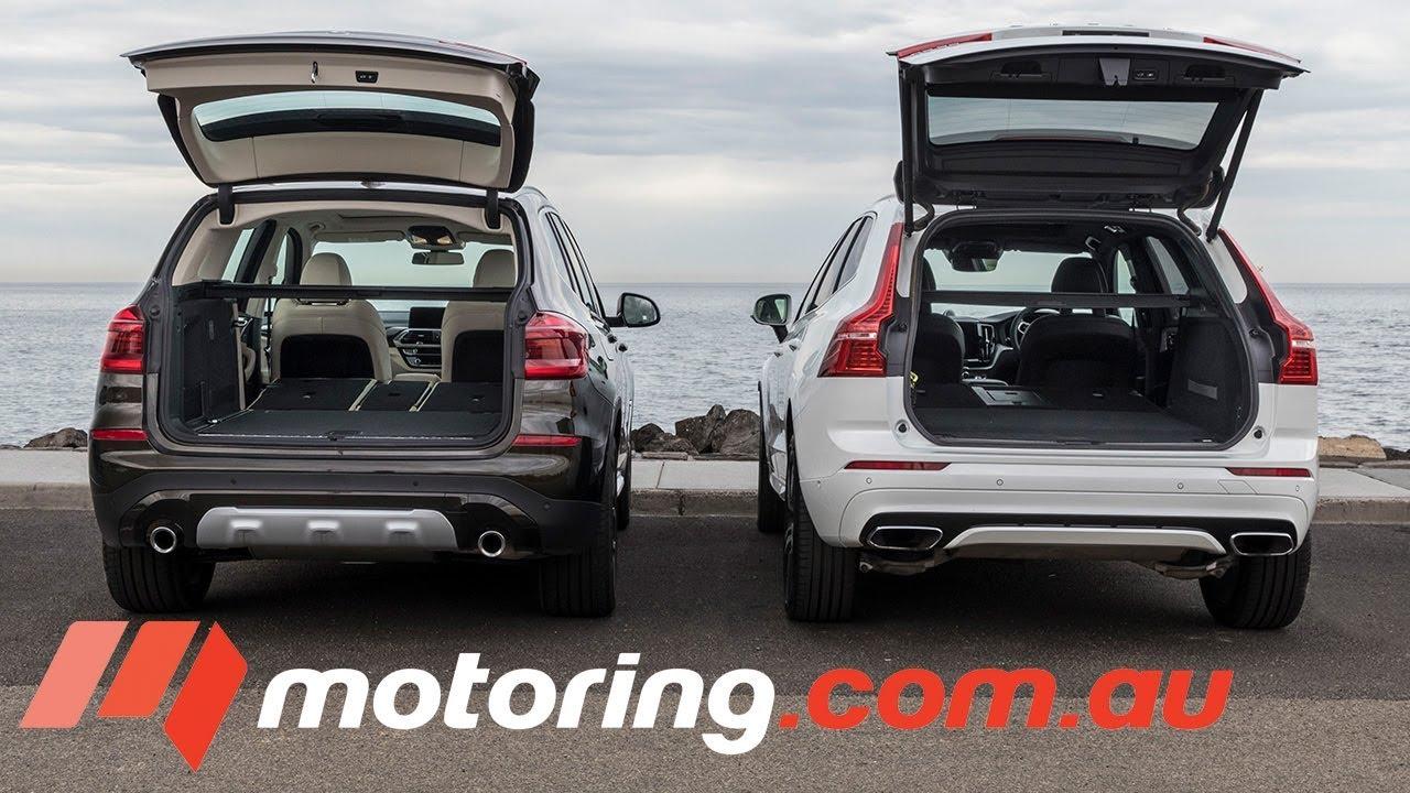 2018 Volvo Xc60 V Bmw X3 Motoring Com Au Youtube