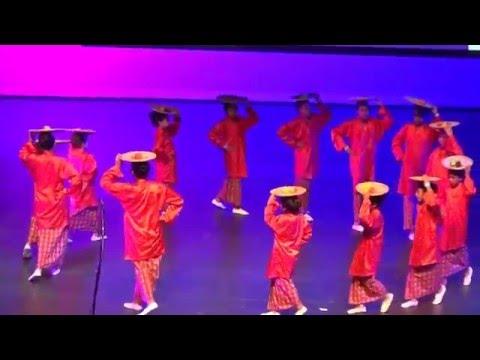 Dansa Keku Dulan ( Group Kebudajaan Nunusaku ) dari Capelle aan den IJssel