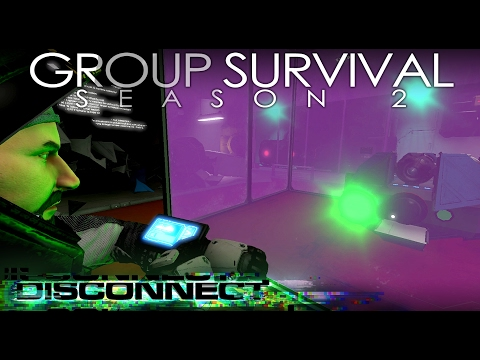 DISCONNECT - Space Engineers 'Group Survival' Story (S2E7)