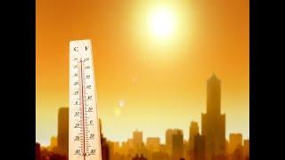 ارتفاع درجات الحرارة في الشرق الأوسط
