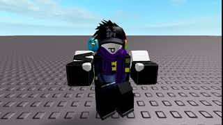 Test d'animation R15 Roblox