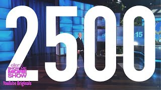 Ellen Remembers 2,500 Shows