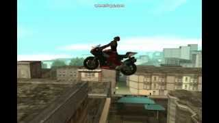GTA San Andreas : Nrg-500 Stunts
