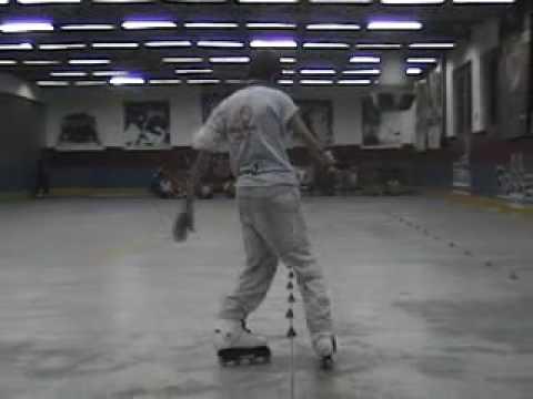 18 - Camp. Inline Freestyle Slalom - São Paulo, Brasil/2007