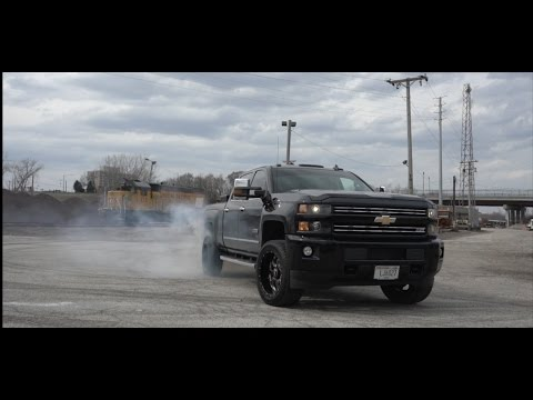 High Country Chevy >> 2016 Chevy Duramax 2500 Leveled and Deleted to go fast ...