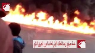 فيديو يرصد اللحظات الأولي للحادث المروع بالطريق الدائري