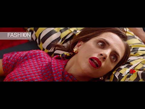 MUJERES - FASHION FILM FESTIVAL 2018 Milan - Fashion Channel