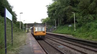 Pleasington Railway Station - featuring LMS Jubilee 45699 Galatea