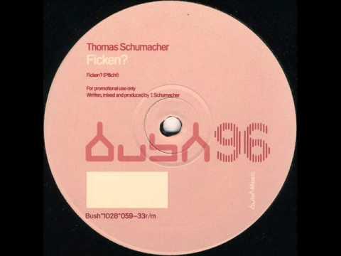 Thomas Schumacher - Ficken (Pflicht)