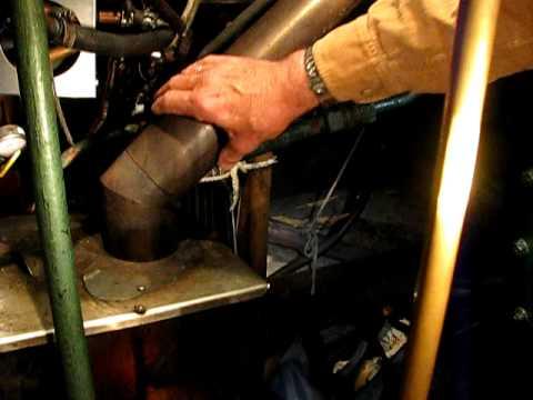 Semidiesel sk Berserk  Oppvarmingssystemer
