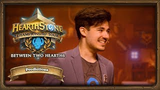 HCT World Championship – Between Two Hearths -  Tournament Predictions