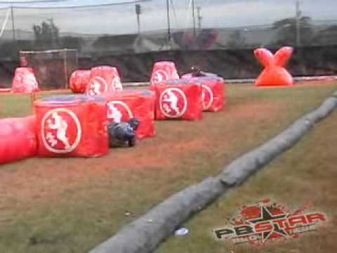 NXL Paintball: Dynasty vs. Ultimate | Chicago 2006 | PbStar