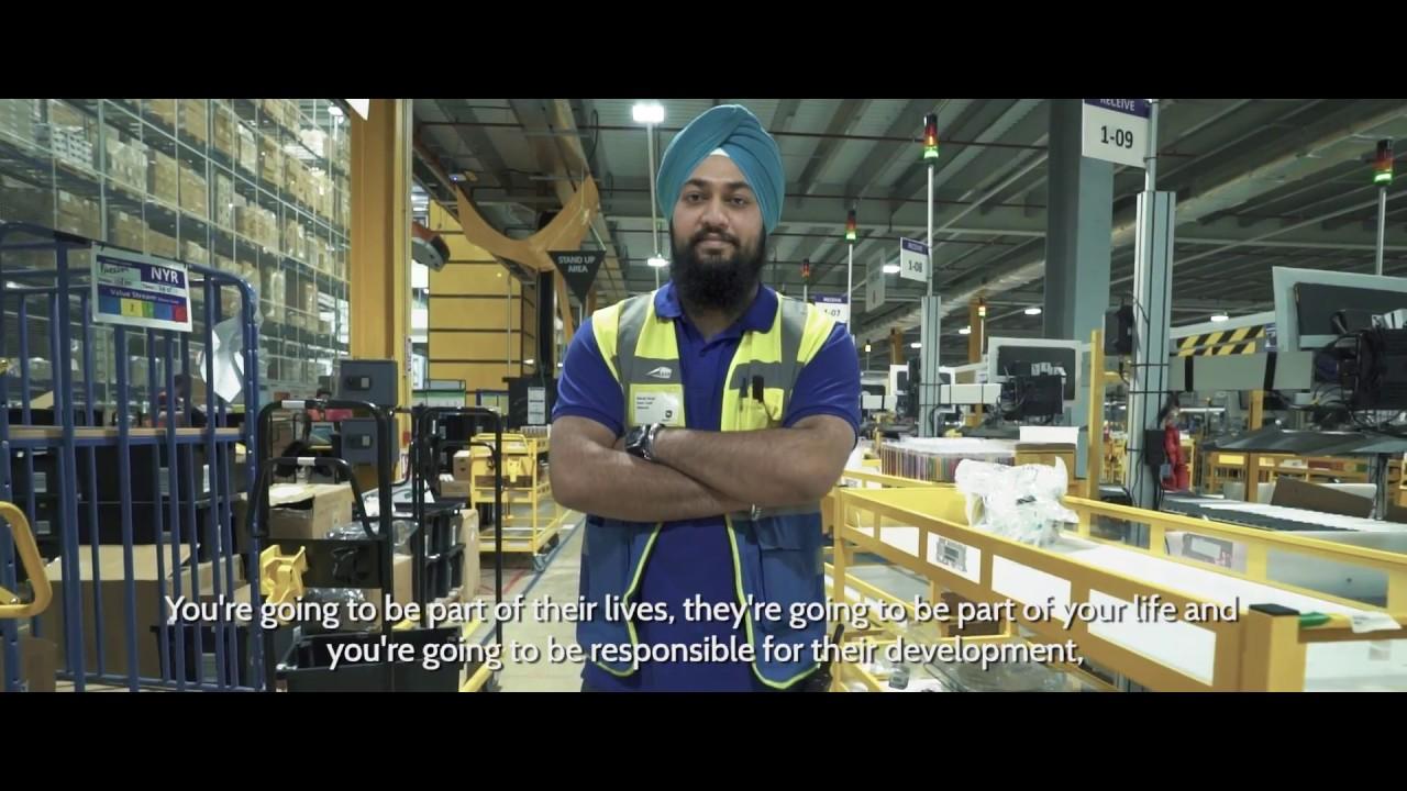 Amazon UK Services Ltd graduate jobs & schemes | graduate