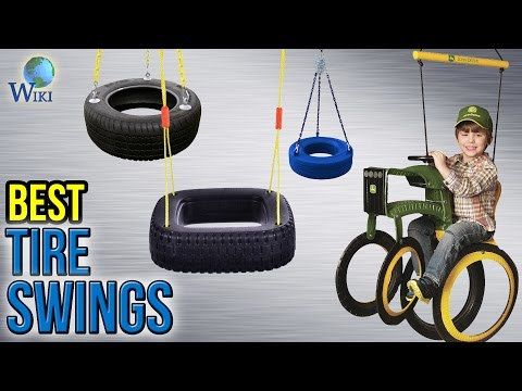 7 Best Tire Swings 2017