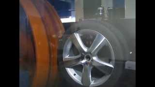 Испытание при качении (Rolling test) колёсных дисков WSP Italy(Лаборатория компании Acacia, производителя литых колёсных дисков WSP Italy, г. Эболи, Италия. В индустрии литых..., 2013-06-05T09:42:58.000Z)