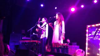 LIVE from Boston: Missin' You Like Crazy - Us the Duo