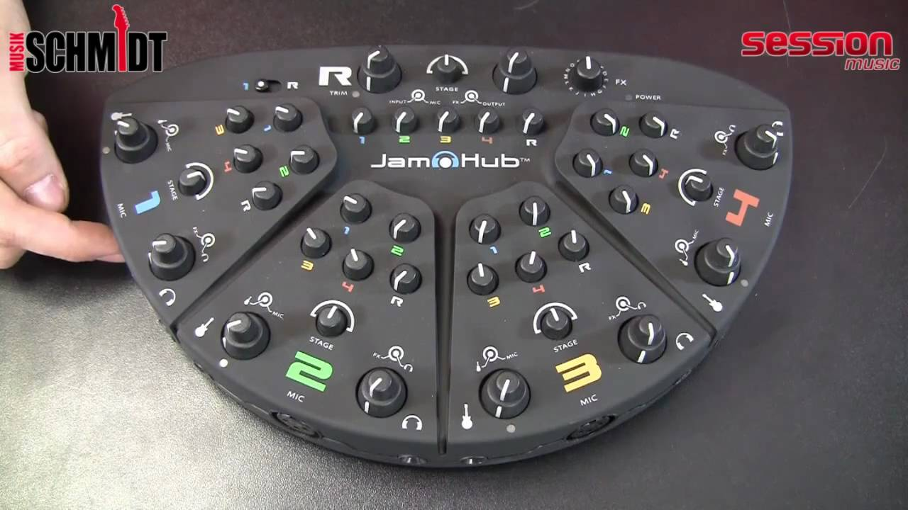 jamhub bedroom - youtube