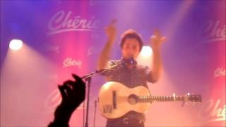 "Quand Vianney reprend ""Tchikita"" de JUL - Marseille le 27/02/2017"