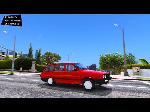 Renault 12 TSW - GTA V MOD