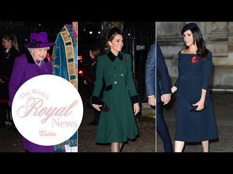 エリザベス女王、キャサリン妃&メーガン妃、英ロイヤルレディの着こなし術