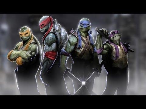 Ninja Turtles Updates & Casting - It's A Wrap!