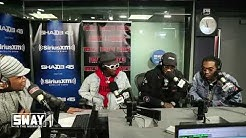 Migos  FREESTYLE  Sway in the Morning