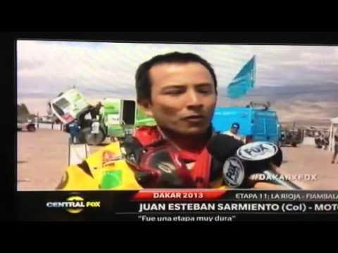 Etapa 11 rally Dakar Power by Actimax