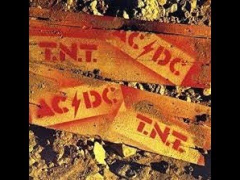 AC/DC - TNT (Lyrics)