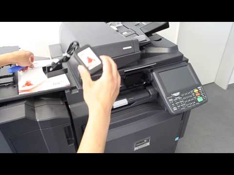 How To Install Elatec Card Reader on KYOCERA MFP 22062015 by Elatec