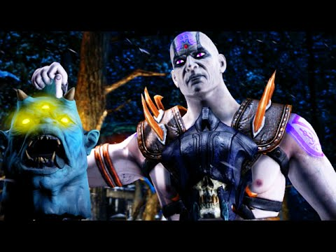 THE ULTIMATE COUNTER TO SORCERER QUAN CHI...