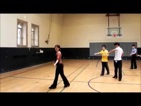 2011-09-17 YBDT Latin Technique Part 1