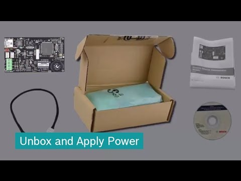 B426 Pre-Configuration Part 1: Unbox and Apply Power