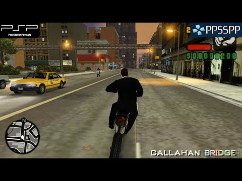 Grand Theft Auto: Liberty City Stories - PSP Gameplay 1080p