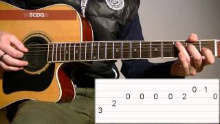 Especial Mundial Brasil 2014: Himno Nacional Mexicano (Tablatura Guitarra #1) TCDG