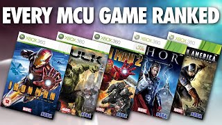 Every MCU Game Ranked and Reviewed