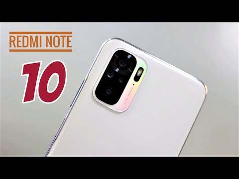 Redmi Note 10 Pebble White UnBoxing + Surprise Gift