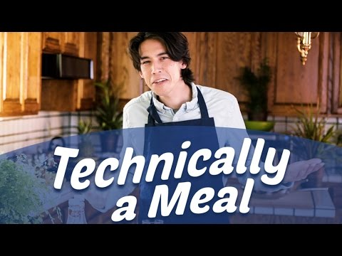 Its Technically a Meal