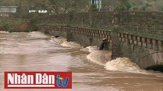 Nước sông dâng cao kỷ lục tại Anh