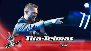 Nuel - The show must go on  Tira-Teimas  The Voice Portugal