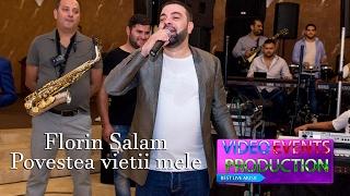 Florin Salam - Povestea vietii mele LIVE 2017