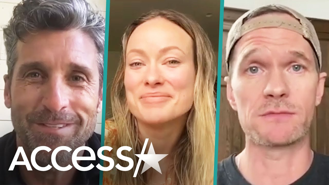 Olivia Wilde, Patrick Dempsey & More TV Doctors Unite To Thank Real 'Healthcare Heroes'