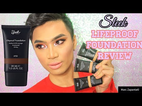 SLEEK LIFEPROOF FOUNDATION REVIEW ▷ Marc Zapanta