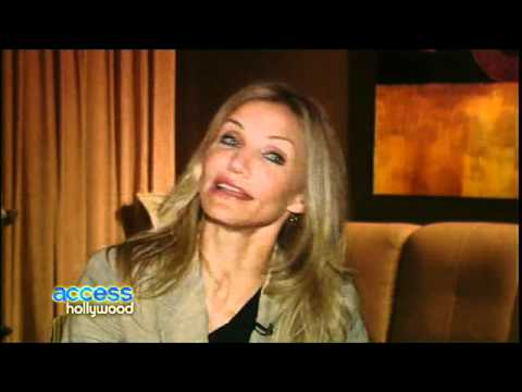CinemaCon 2011 Cameron Diaz On Working With Ex Justin Timberlake