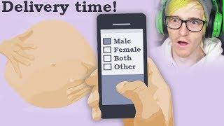 I got my Boyfriend Preggers... WHAT - Imagine Lifetimes (Life Simulator)