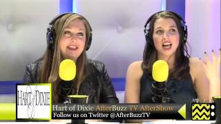 "Hart of Dixie After Show w/ Kaitlyn Black Season 2 Episode 15 ""The Gambler"" 