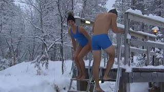 """The Bachelor Episode 10 """"Vanessa and Nick's Ice Plunge"""" Preview"""